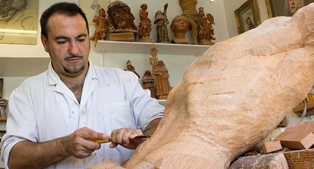 escultor español José Antonio Navarro Arteaga