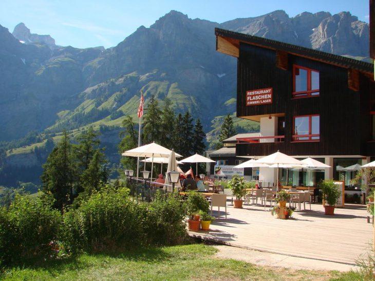 Albinen, Suiza