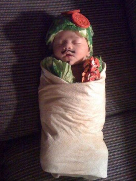 Bebé taco