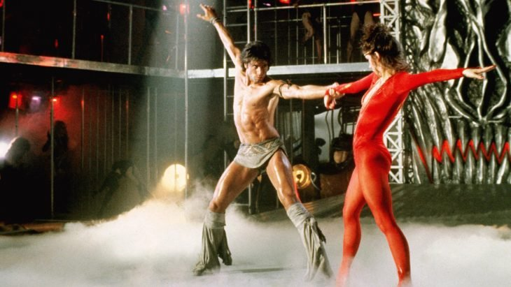 John Travolta en Sobrevviiendo