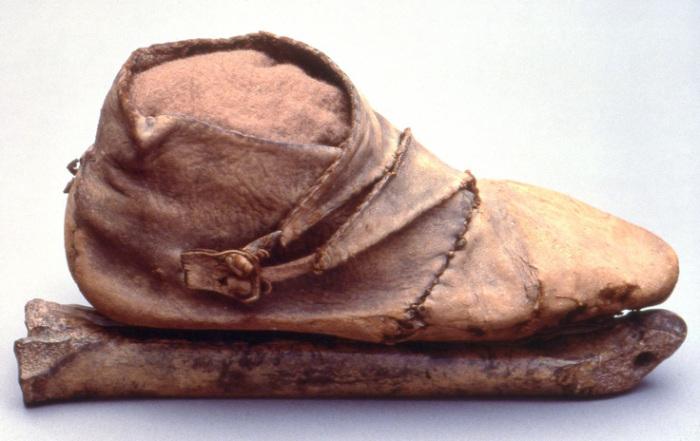 Zapato vikingo