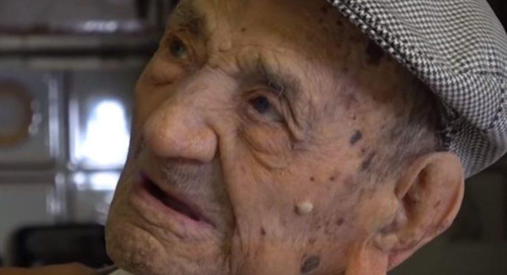 El hombre más viejo