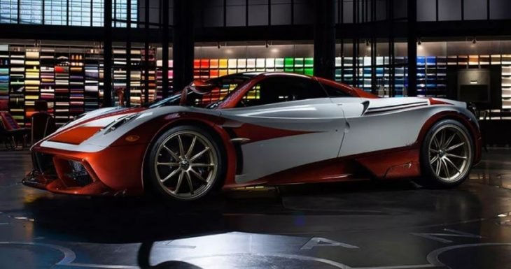 Este Pagani Huayra personalizado y de gran alcance es la envidia de los amantes de los autos