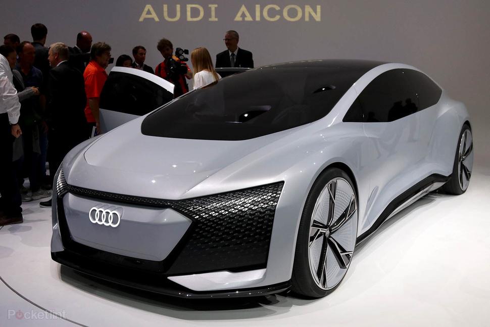 Los 10 concept car más llamativos de 2017 en los auto show
