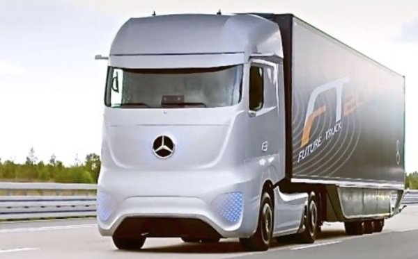 robot camion