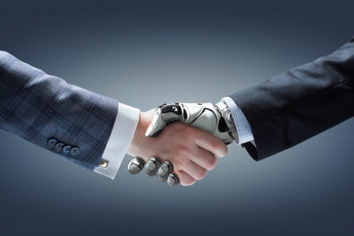 robot inteligente