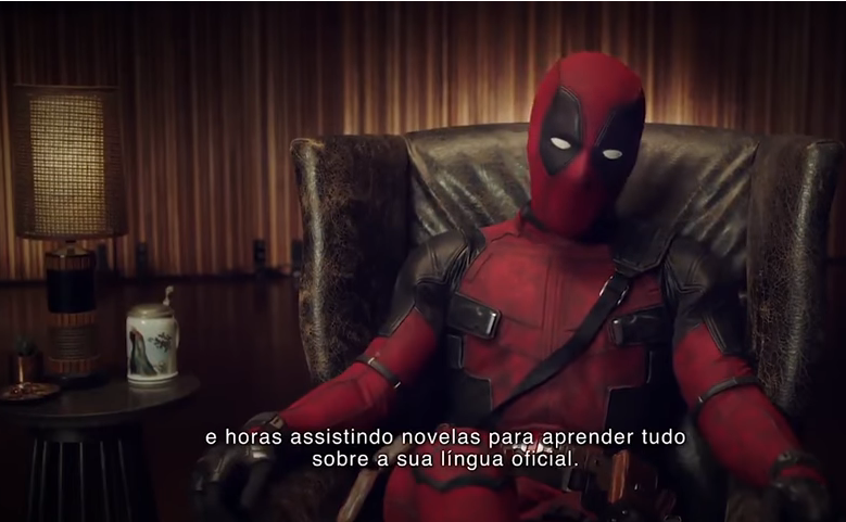 Deadpool Regresa Con Otro Teaser Ahora Con Tatuajes Gratis 8 de marzo, día internacional de la mujer. deadpool regresa con otro teaser ahora