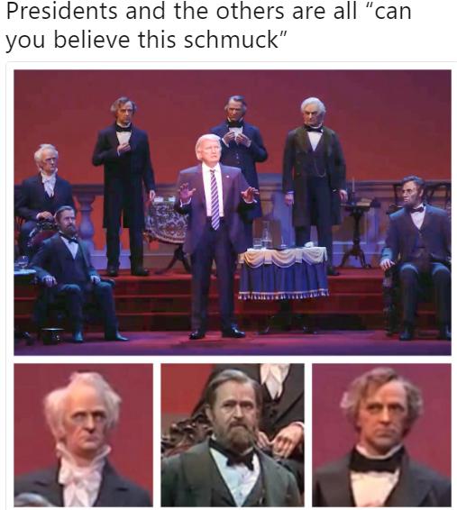 presidentes tump