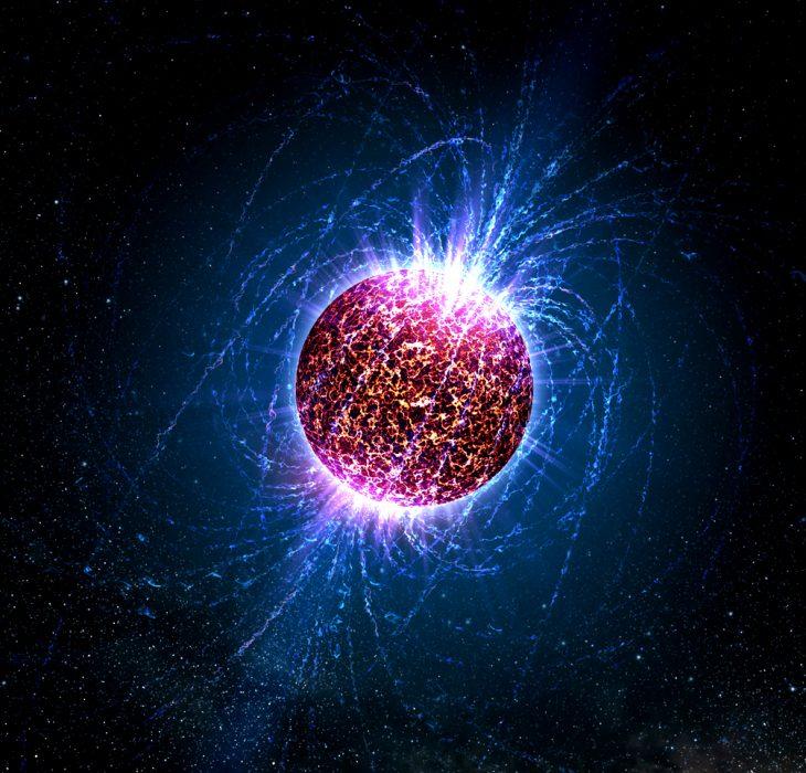 esstrela de neutrones