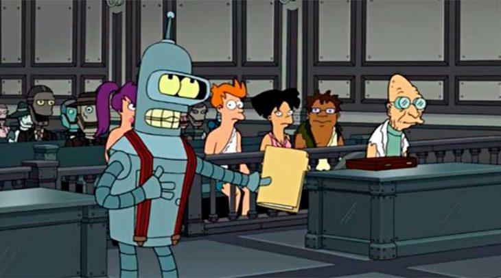 abogado robot