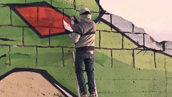 pintura shenlong