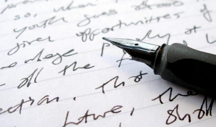 aprender a escribir en cursiva