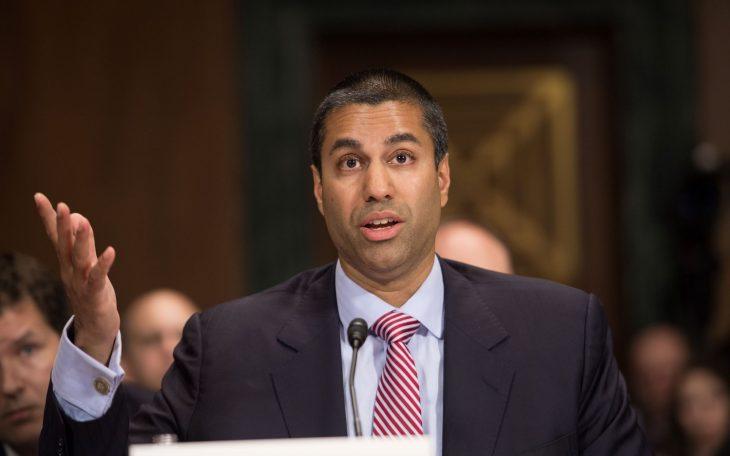 Ajit Pai, Comisionado Federal de Comunicaciones de Estados Unidos