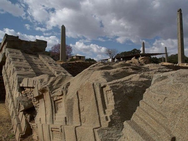 Ruinas del Reino de Aksum
