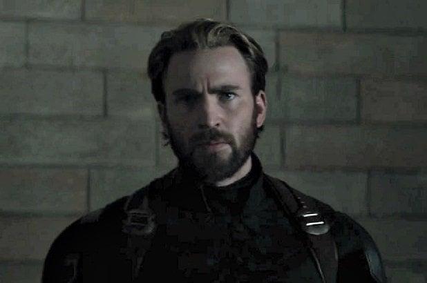barba capitan américa