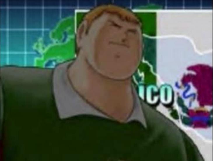 Bonjon García en supercampeones