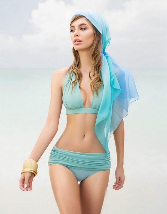 La modelo argentina Camila Morrone