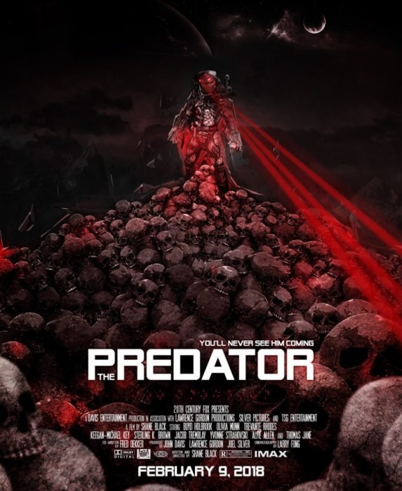 Poster de The Predator
