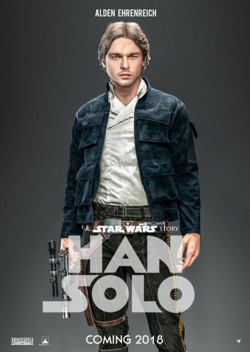 Han Solo, película