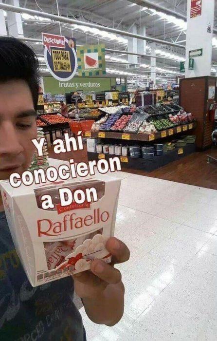 La historia de Don Julio y Doña María
