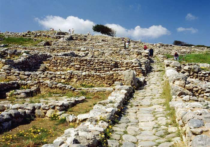 Ruinas minoicas