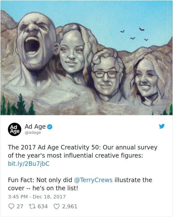 Revista Ad Age en Twitter