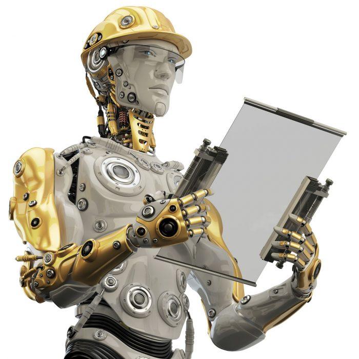 arquitecto robot