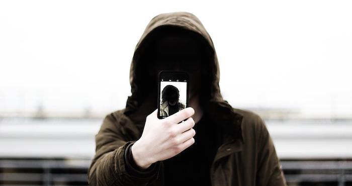 selfie ladrón