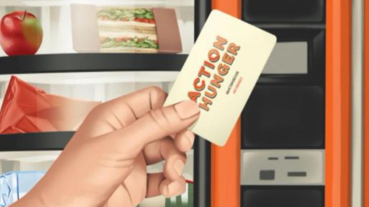 Tarjeta para máquina expendedora
