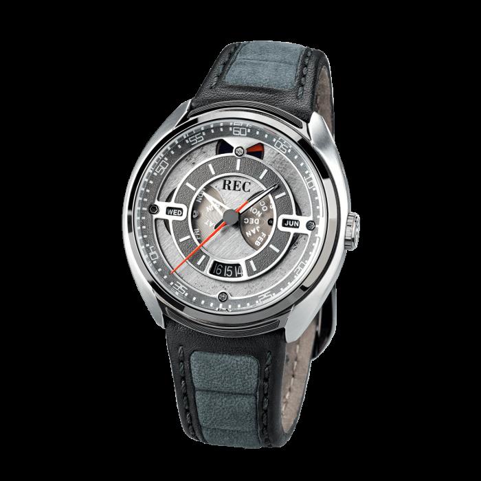 Reloj con partes de Porsche