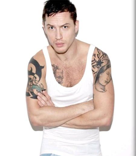 tom hardy rapero