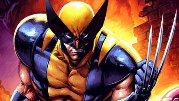 Wolverine estatua
