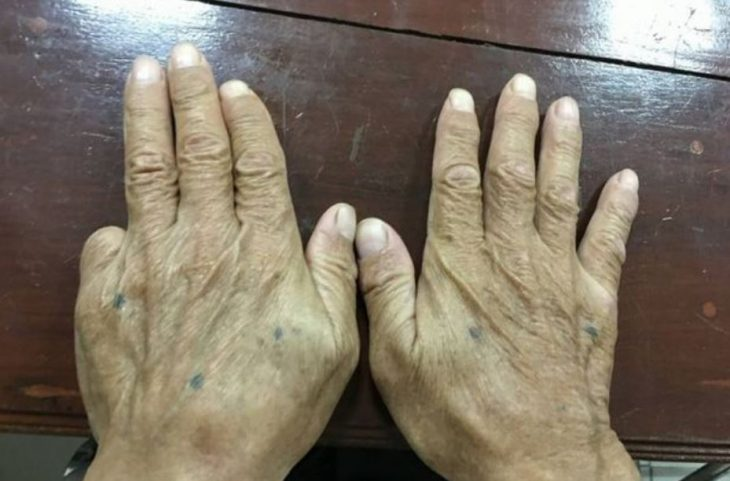 manos yakuza