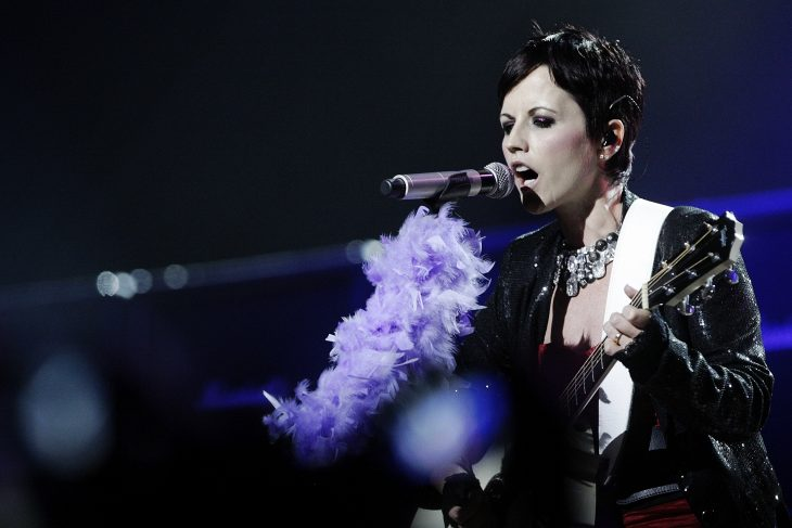 Dolores O'Riordan, The Cranberries