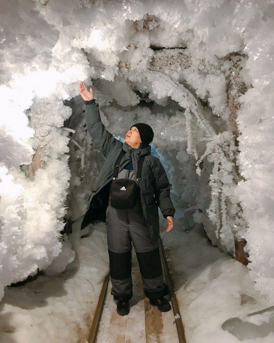 Oymyakon frio en el mundo