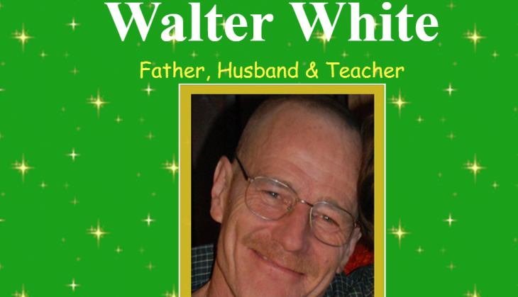 save walter