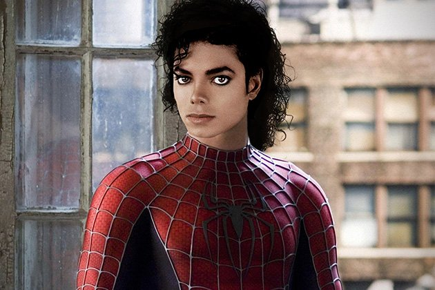 Michael-Jackson-Spider-Man