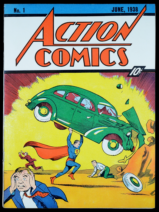 Número 1 de Action Comics