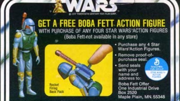 Boba Fett lanzacohetes