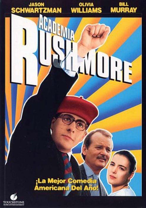 Cartel de Rushmore