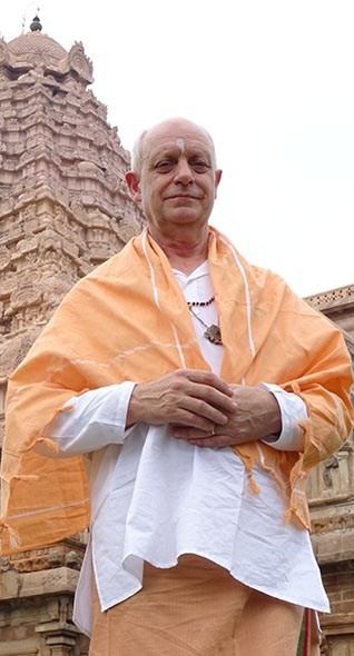 Craig Hamilton Parker en India