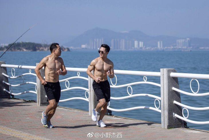 Cambios en el físico con ejercicio