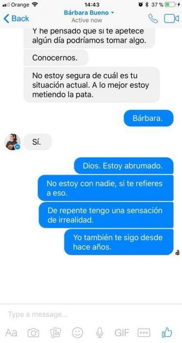 Conversación en Internet