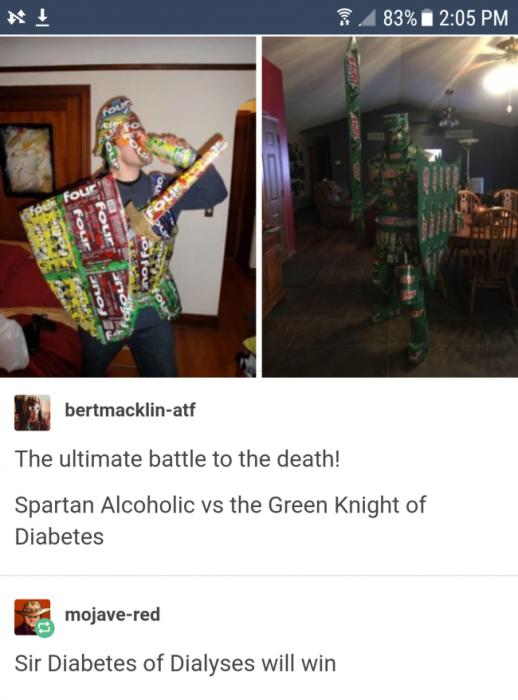 disfraces cerveza