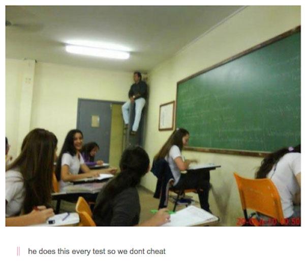 Profesores que siempre quisiste