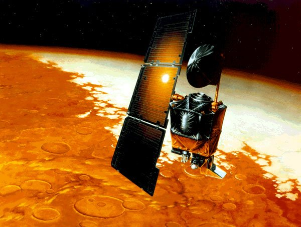 The Mars Climate Orbiter