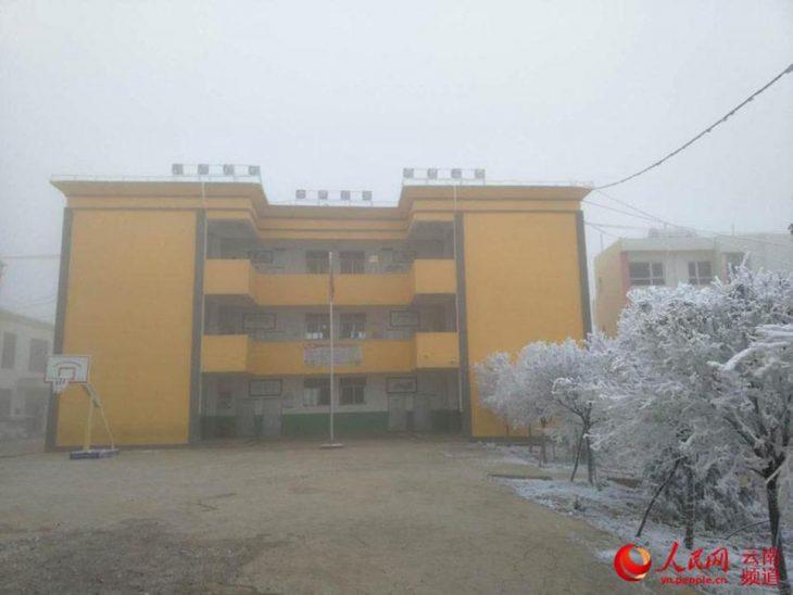 Escuela en China