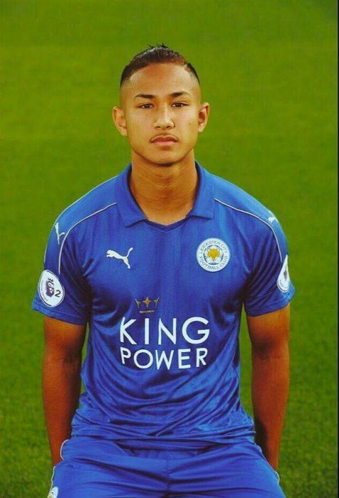 Faiq Bolkiah, futbolista del Leicester City