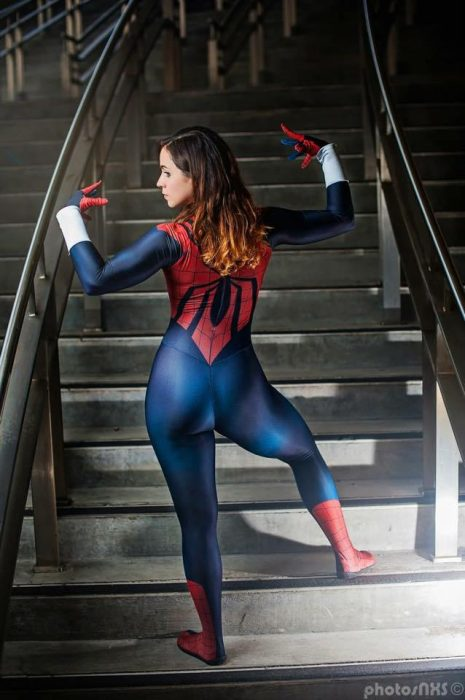 Cosplay de Spider Girl