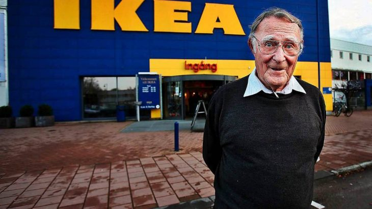 Ingvar Kamprad dueño de IKEA
